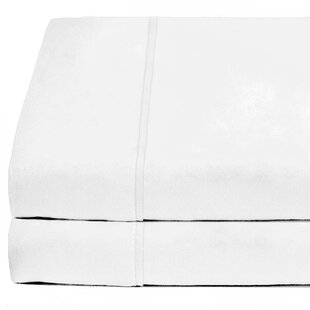Williston Forge Cotta Flat Microfiber Sheet Set