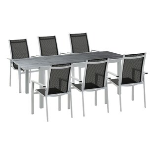 Dorlean 6 Seater Dining Set Image