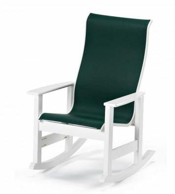 Charmant Leeward Sling Supreme Rocking Chair