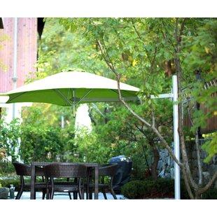 Paraflex 9' Cantilever Umbrella by Umbrosa
