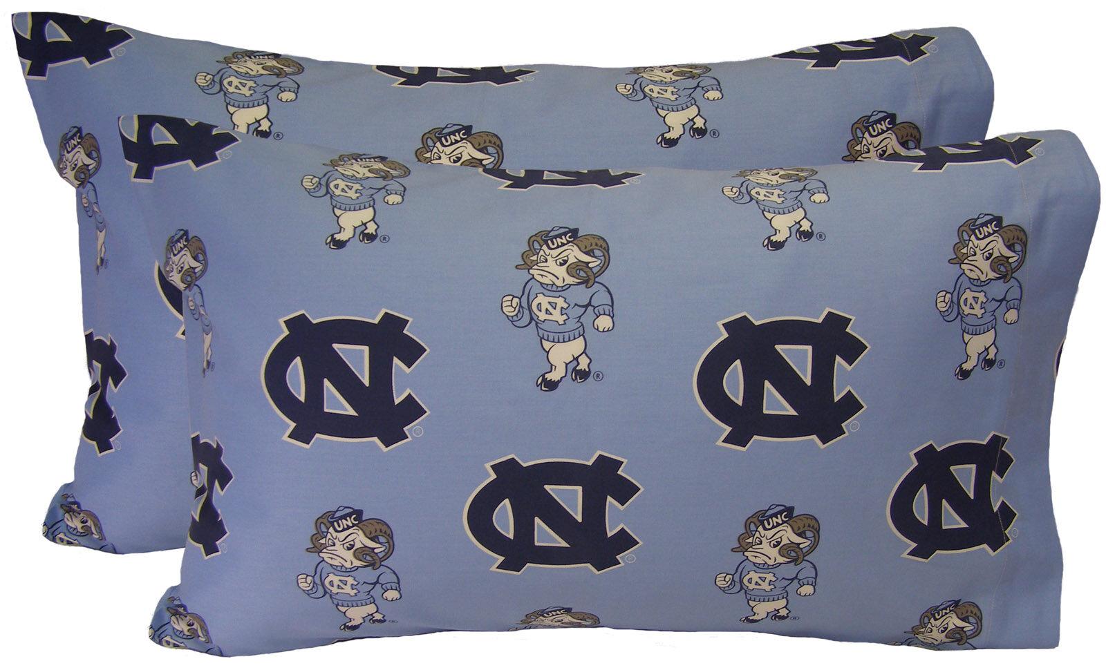UNC Tarheels Decorative Pillow