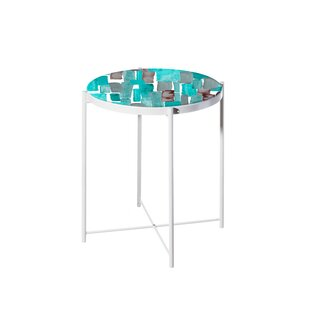 Nonie Side Table By Ebern Designs