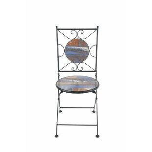 Capri Folding Garden Chair By Galileo
