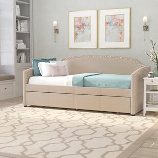Cadwell Daybed with Trundle by Charlton Home