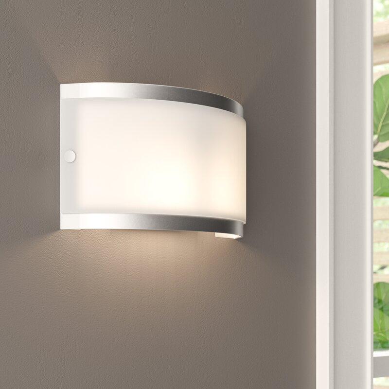 Zipcode Design Abbott 1 Light Dimmable Flush Mount Reviews Wayfair