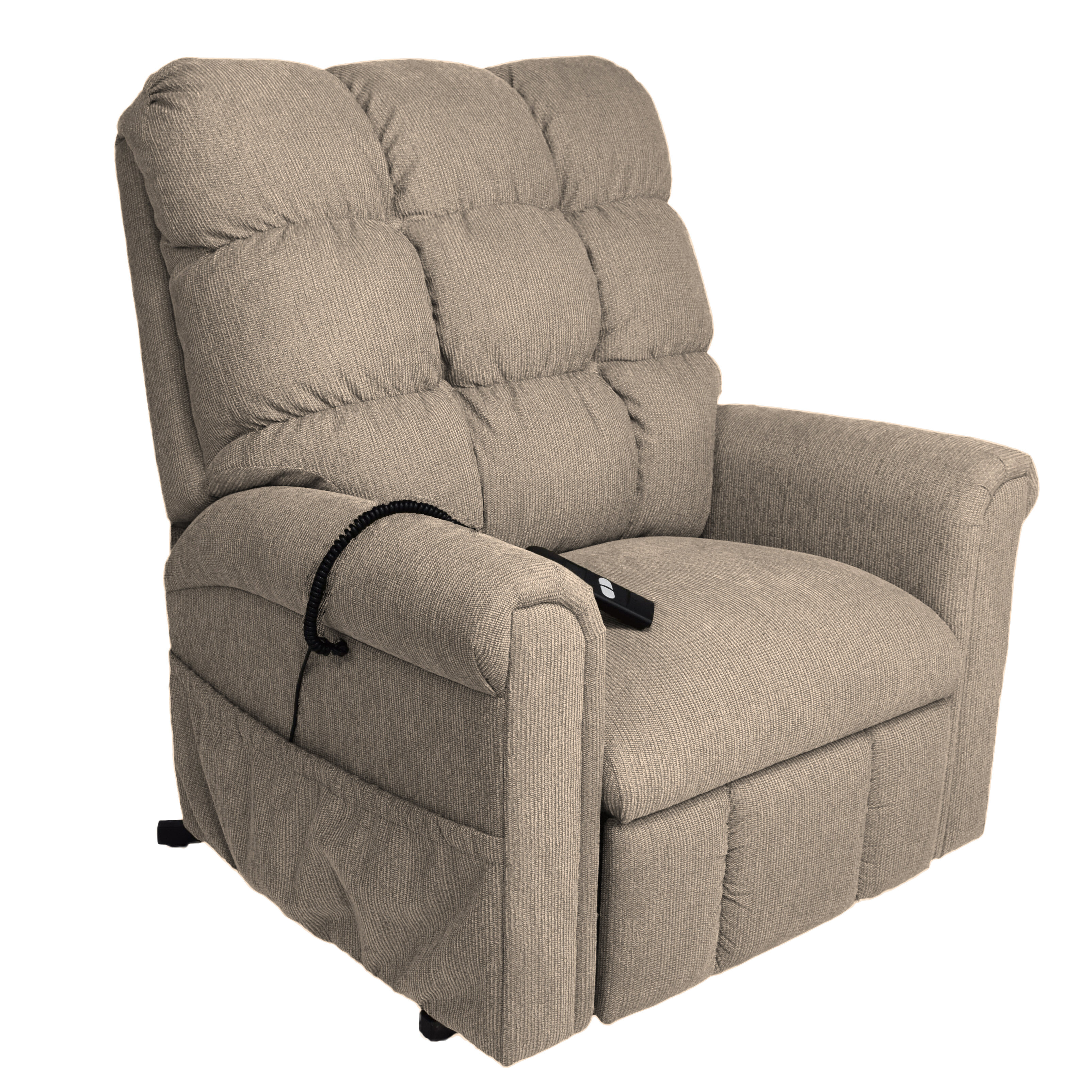 Comfort Chair Company American Series Power Lift Assist Recliner With Massage And Heating Reviews Wayfair