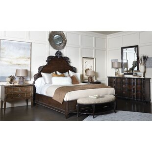 Astoria Grand Sofitel Platform Configurable Bedroom Set