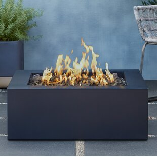 Real Flame Bryon Steel Propane Fire Pit T..