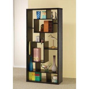 Hamblen Geometric Bookcase