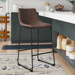 Reviews Lovelace 28.7 Bar Stool by Brayden Studio Reviews (2019) & Buyer's Guide