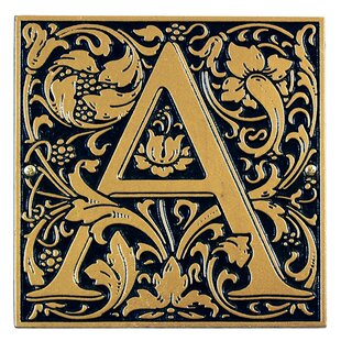 Cloister Monogram Wall Décor By Whitehall Products