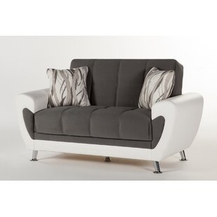 Shop Solihull Plato Sofa Bed by Orren Ellis