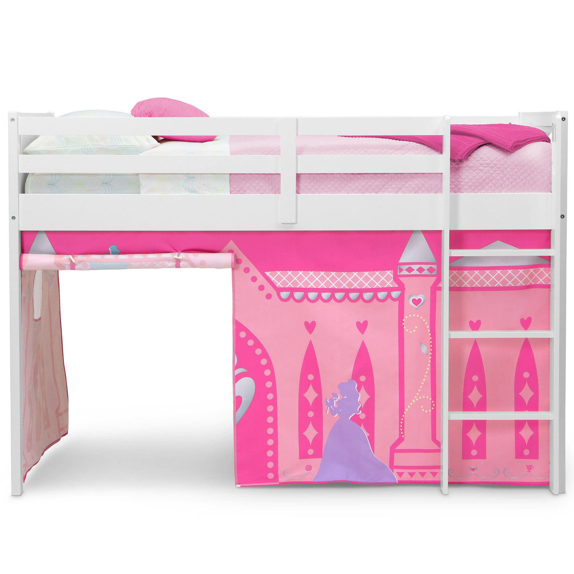 Delta Children Disney Princess Bunk Bed Accessories