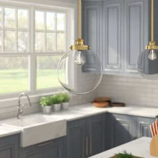 Light Pendants For Kitchen Pendant lighting youll love wayfair save to idea board workwithnaturefo