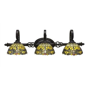 Astoria Grand Pierro 3-Light Vanity Light