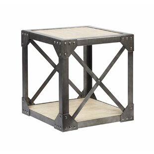 Purgatoire Valley End Table by Laurel Foundry Modern Farmhouse Cool