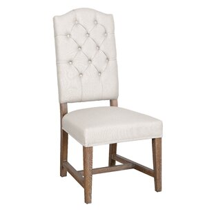 Lark Manor Nymphea Upholstered Dining Chair (Set of 4)
