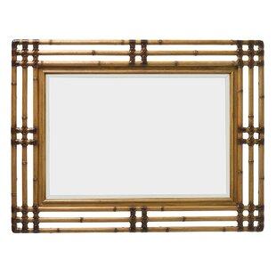 8246bfed7b20 Willa Arlo Interiors Deverick Gold Frame Wall Mirror