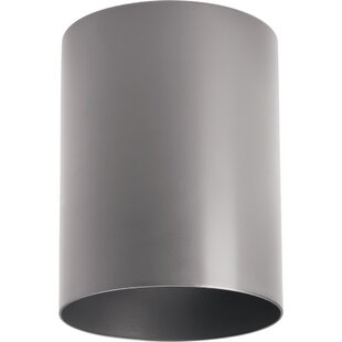Find for Moses 1-Light Outdoor Flush Mount By Latitude Run