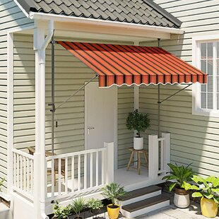 Frederica W 2 X D 3m Retractable Patio Awning By Sol 72 Outdoor