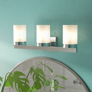 Ebern Designs Curtsinger 3-Light Vanity Light