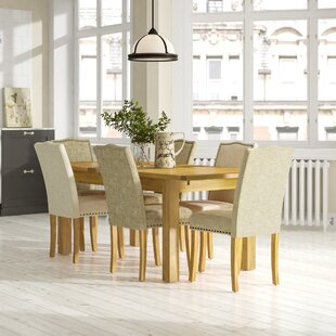 Davidson Extendable Dining Set With 6 Chairs By Ophelia & Co.