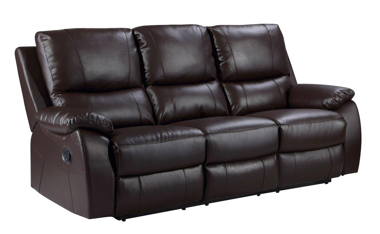 Waldon 3 Seater Reclining Sofa