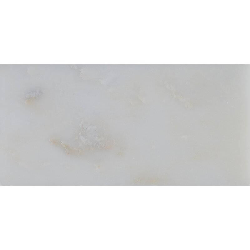 3 X 6 Marble Tile In Greecian White