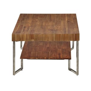 Price Check Bolivar Rectangular Coffee Table by Foundry Select
