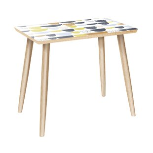 Makena End Table by Brayden Studio