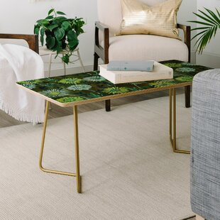 Schatzi Gillian Floral Coffee Table by East Urban Home