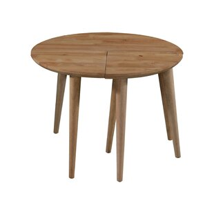 Lakendra Solid Wood 3 Legs Coffee Table By Bungalow Rose