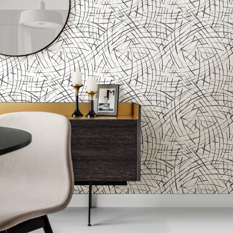 Bloomsbury Cream Forest Glitter effect Embossed Wallpaper DECORATING FEATURE NEW