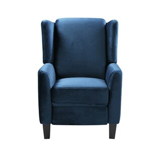 Gold Coast Wingback Manual Recliner by Charlton Home
