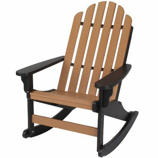 Essentials Adirondack Rocking Chair Pawleys Island