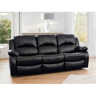 Madeline Lonsdale 3 Seater Reclining Sofa By Brayden Studio