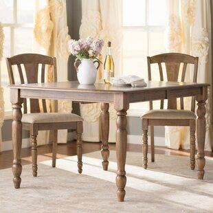 Comparison Perez Extendable Dining Table ByBirch Lane™