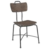 Annamaria Side Chair in Brown (Set of 2) by Williston Forge