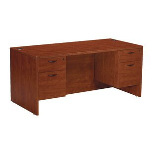 Blairview Double Pedestal Executive Desk