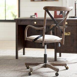 Gracie Oaks Delmont Desk Chair