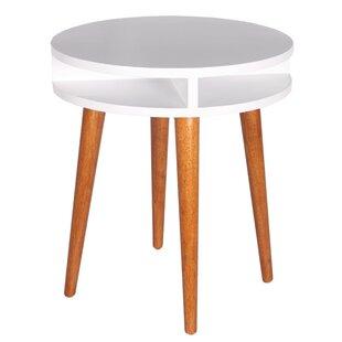 Solarium End Table by Porthos Home Reviews