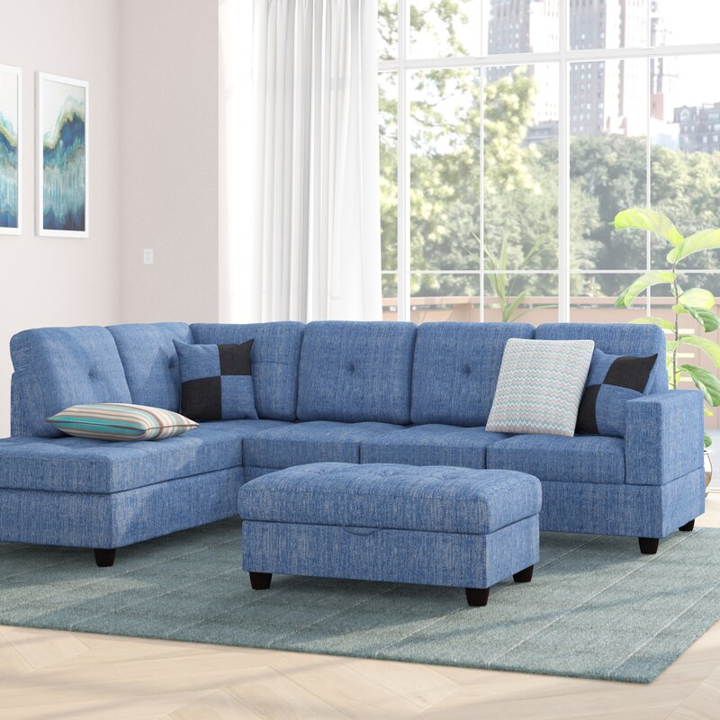 Star Home Mauzy Sectional   Item# 11204