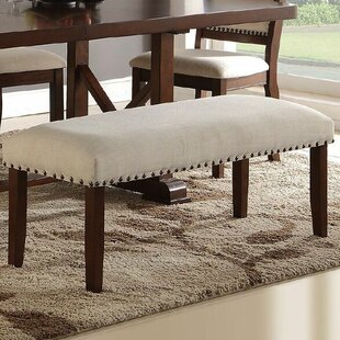 Amelie II Upholstered Bench by Infini Fur..