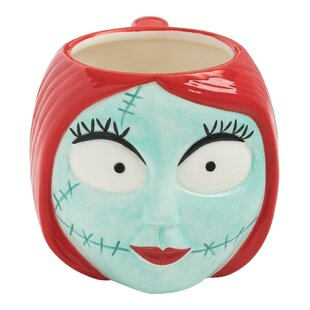 3d74c01581eda Nightmare Before Christmas Sally Coffee Mug