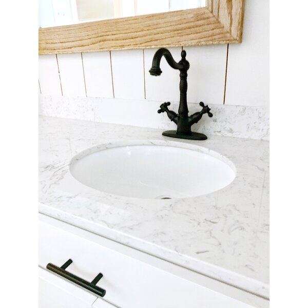 Kingston Brass Heritage Centerset Bathroom Faucet With Drain Assembly Reviews Wayfair