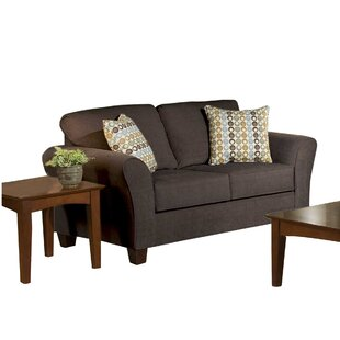 Serta Upholstery Pirro Loveseat by Red Barrel Studio 2019 Sale