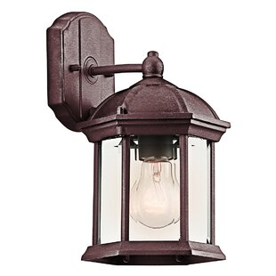 Kyla 1-Light Outdoor Wall Lantern