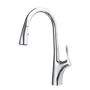 Blanco Napa Pull Down Single Handle Kitchen Faucet