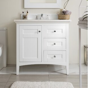 Best Choices Lineberry 35 Single Bathroom Vanity Set ByRosecliff Heights