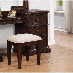 Top Reviews Aminah Vanity Stool ByDarby Home Co